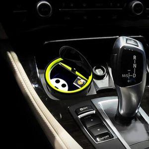 CENDRIER Accessoire Gadget voiture ABS portable universel o