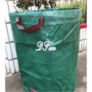 SAC À DÉCHETS VERTS  XICHAO - 2 x 272L Sac de déchets ordures de jardin