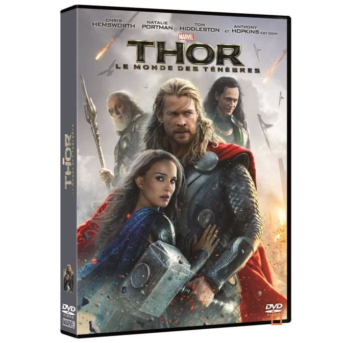 DVD FILM DVD THOR THE DARK WORLD