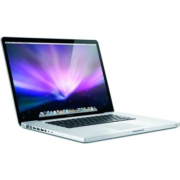 MacBook Pro 17- A1297 Intel Core i7 2011