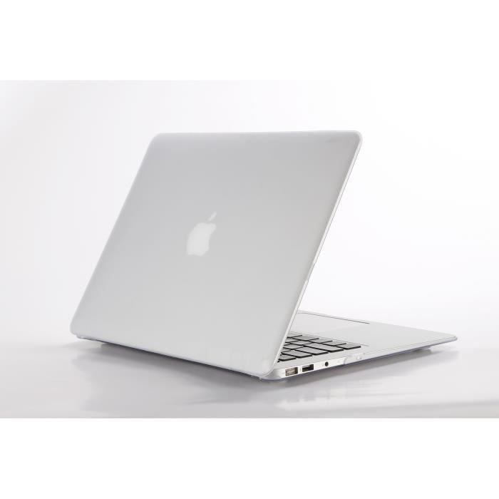 WE Coque de protection pour Macbook Pro 13,3 - Transparent