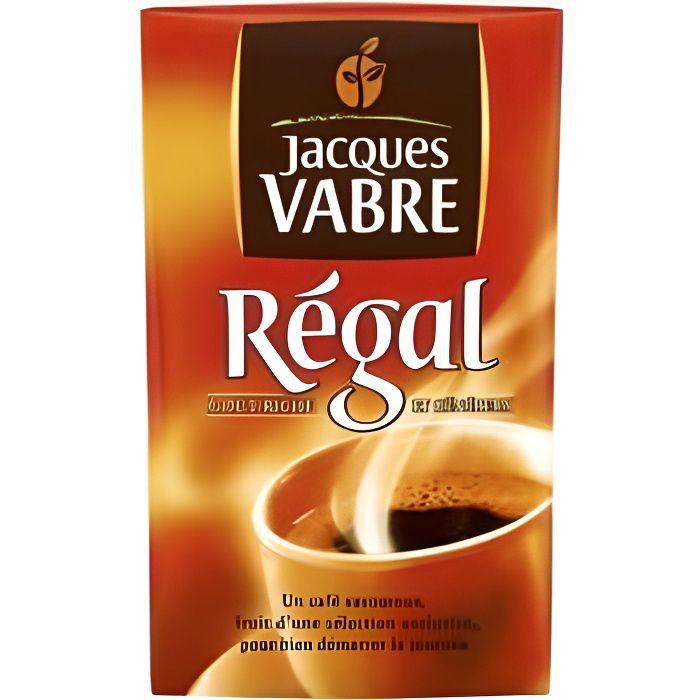 Jacques Vabre café régal 250g