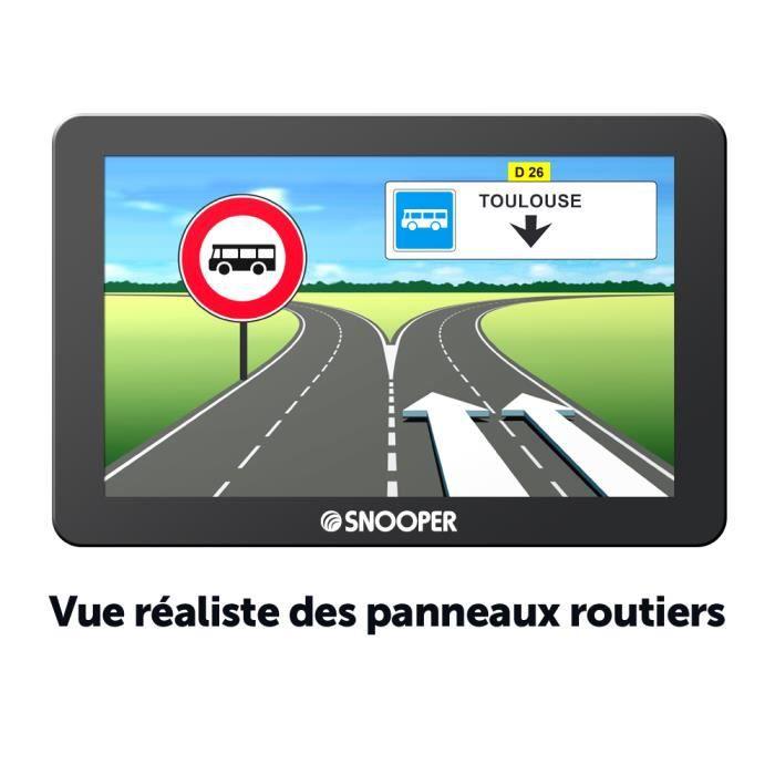 SNOOPER - GPS Autobus & cars - AC6600