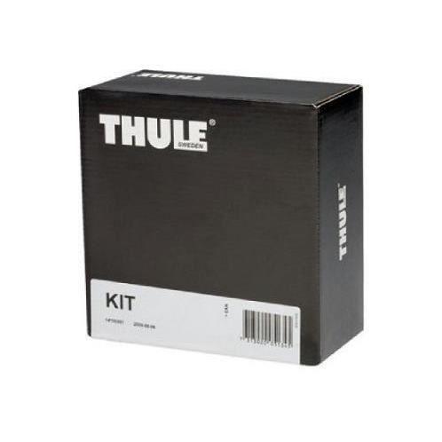 Thule - 4 Kits de fixation 186012 de barre de toit