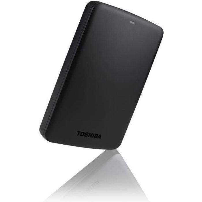 TOSHIBA - Disque dur Externe - Canvio basics - 2To - USB 3.0