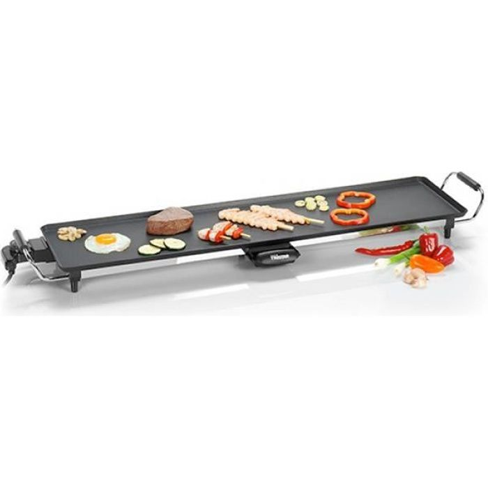 TRISTAR Grill de table Teppan Yaki XL - 1800W