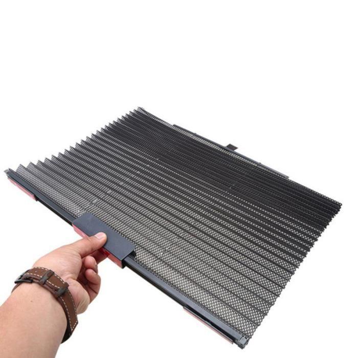Pare-soleil de rideau durable Stores automatiques rétractables Tissu de maille de PARE-SOLEIL - BANDE SOLAIRE - FILM SOLAIRE