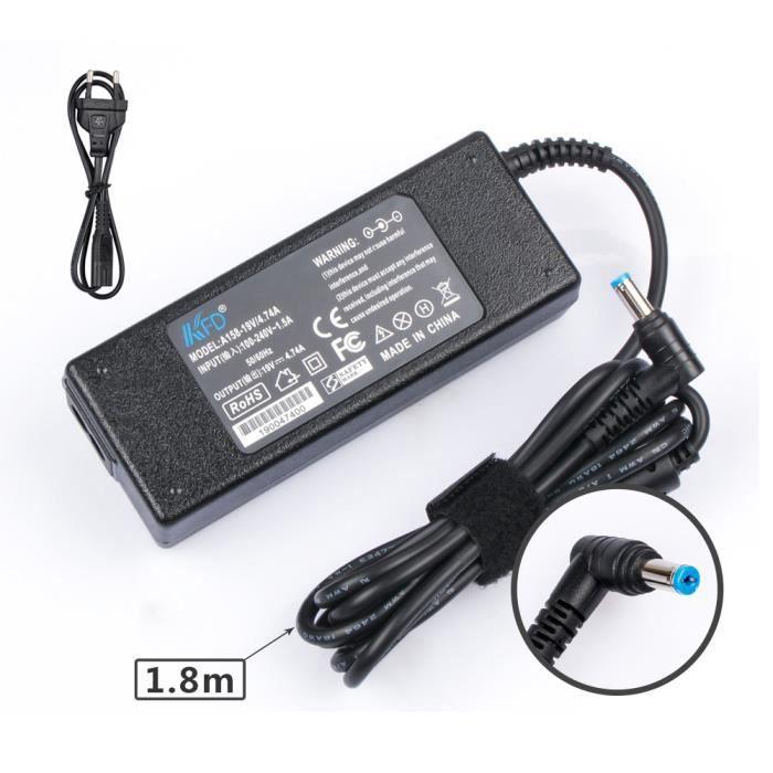 19v 4 74a Chargeur Pc Portable Acer Aspire 3020 Prix Pas Cher Cdiscount