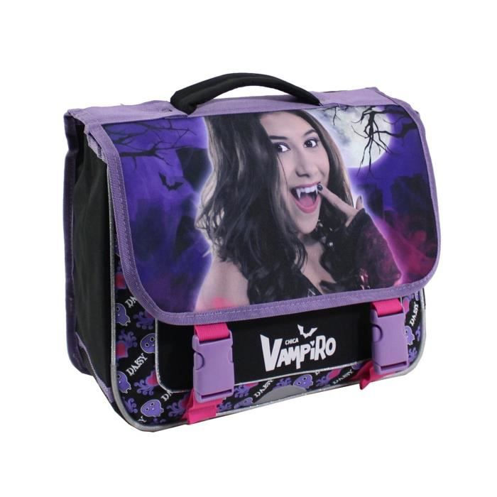 Cartable Scolaire Chica Vampiro CHISI10TMF - Noir