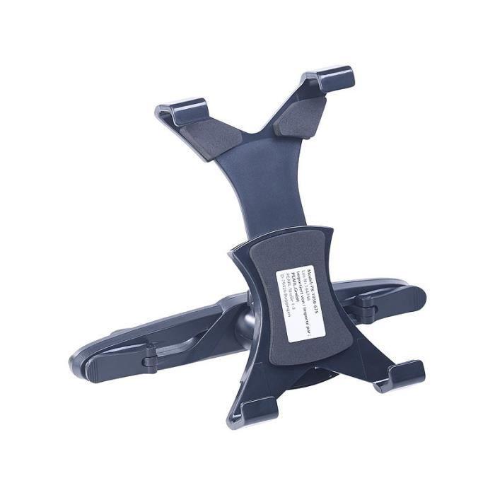 SUPPORT PC ET TABLETTE Support d'appuie-tête auto pour tablette tactile 7
