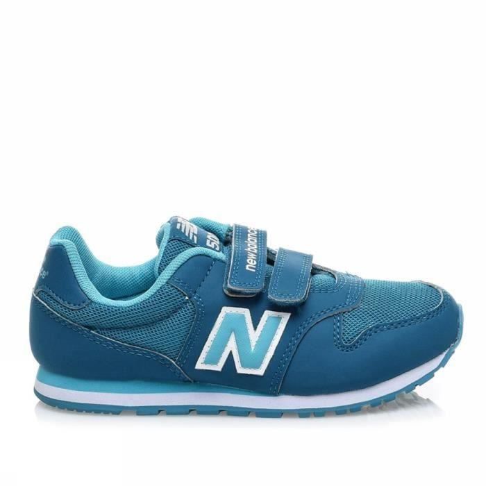 new balance enfant turquoise