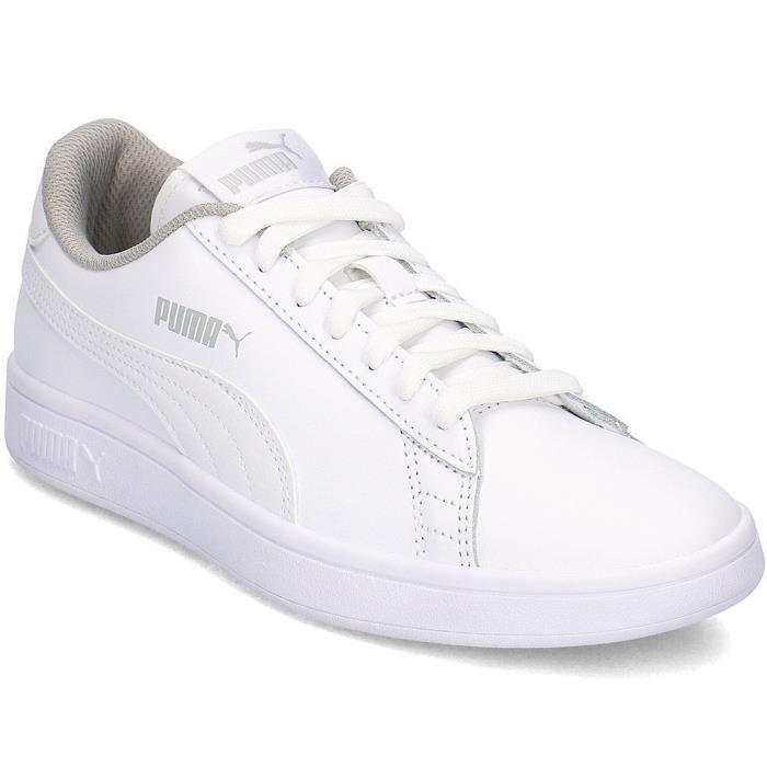 chaussures blanches puma
