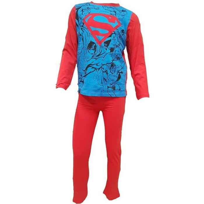 B/éb/é Gar/çon Superman Dors Bien DC Comic