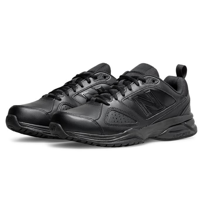 New Balance Hommes Mx624V4 Cross Baskets De Fitness Gym 4E Largeur aOam6
