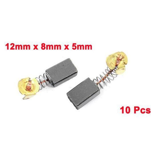 20/pcs 16/mm x 13/mm x 6/mm Cb153/Balais de charbon pour perceuse /électrique Moteur