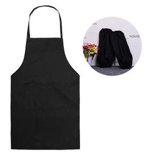 Tablier humoristique de cuisine noir tu fais la vaisselle Très belle Qualité