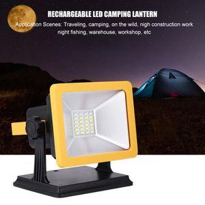 LAMPE - LANTERNE 15W USB Lampe de secours portable rechargeable à L