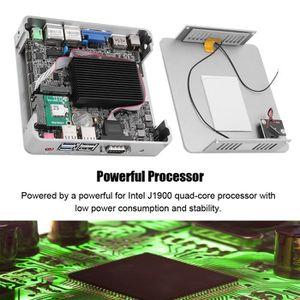 UNITÉ CENTRALE  Mini PC ordinateur intégré Intel J1900 2.0GHZ 4-Co