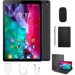 """TABLETTE TACTILE 4G LTE Tablette Tactile 10.1""""HD -Android9.0-4 Go+"""