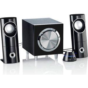 ENCEINTES Système audio actif 2.1 multimédia MSX-220