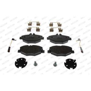 Bosch Disque Avant Lot de plaquettes de frein MERCEDES-BENZ OEM 0986494576 A0064201220