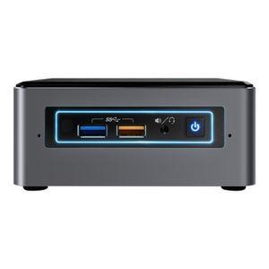 UNITÉ CENTRALE  Intel Next Unit of Computing Kit NUC7I5BNHX1 Bareb