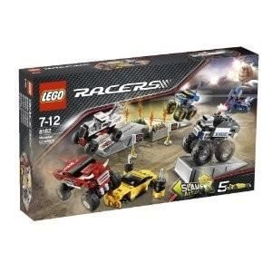 ASSEMBLAGE CONSTRUCTION Lego - 8182 - Racers - Tiny Turbos - Monster Cr…