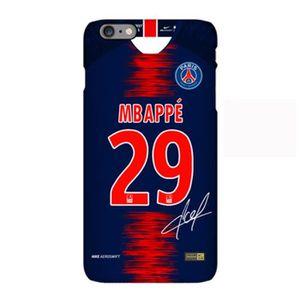Coque Iphone 6 Plus Mbappe