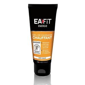 HUILE DE MASSAGE EAFIT Gel de Massage Chauffant - 75 ml