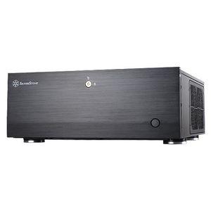 BOITIER PC  SilverStone SST-GD07B - Grandia Boîtier PC HTPC AT