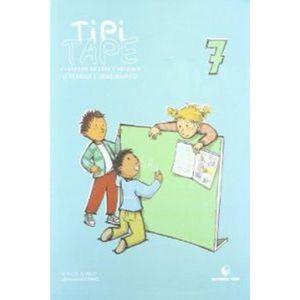 PARTITION Livre en espagnol -(08).tipi tape 7.(cuaderno leer
