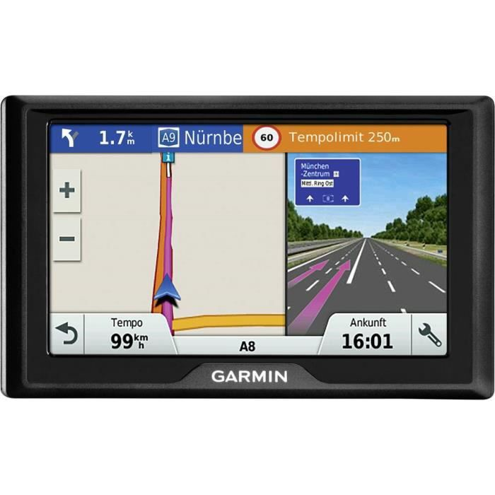 """GPS auto Garmin Driveâ""""¢ 40LMT CE 10.9 cm 4.3 pouces Europe centrale"""