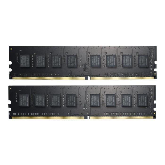G.SKILL Mémoire PC Value Series - 8 Go - PC4-19200 / DDR4...