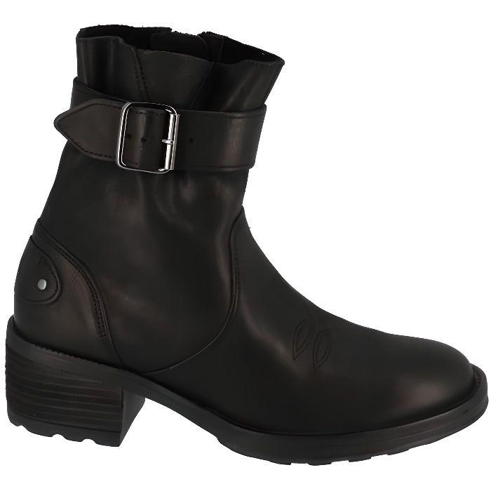 Boots Avec Une Boucle à La Cheville Margo 04 Lea