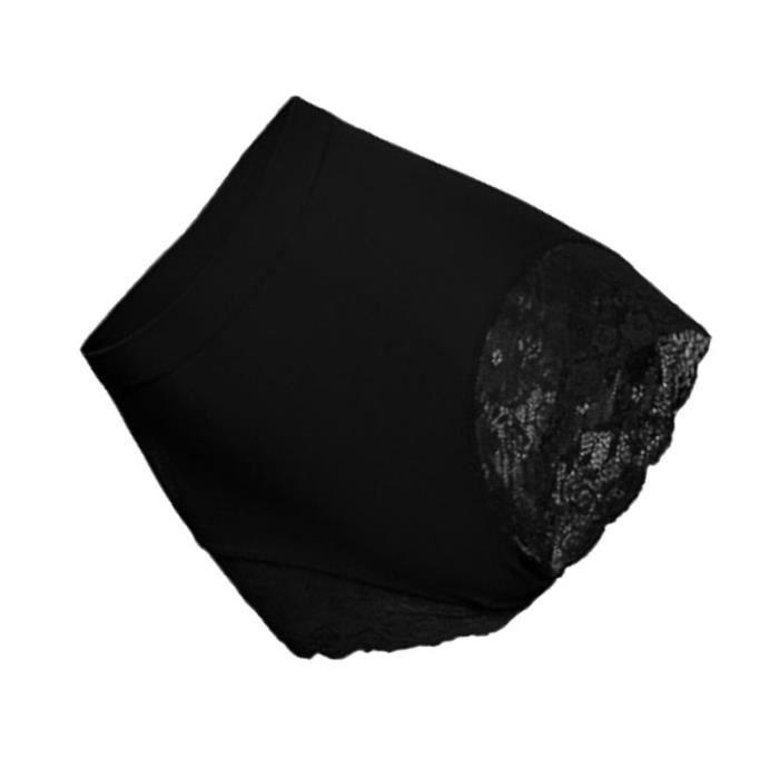 taille haute pour femme de contrôle de l'abdomen de levage de hanche (noir) BRASSIERE DE SPORT - SOUTIEN-GORGE DE SPORT