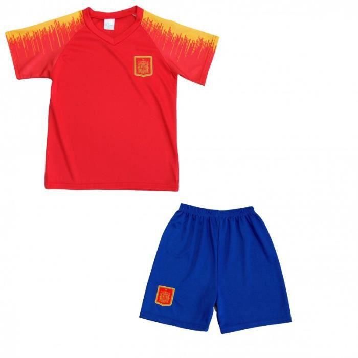 Ensemble maillot et short de foot E