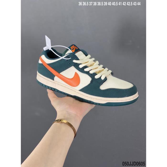 nikes sbs dunk Low nouvelle couleur série dunk rétro chaussures de skate sport dé