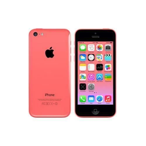 iphone 5c 16 go rose achat smartphone pas cher avis et. Black Bedroom Furniture Sets. Home Design Ideas