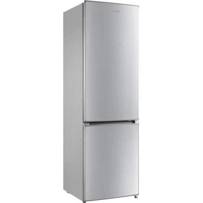 RÉFRIGÉRATEUR CLASSIQUE BRANDT BC8511NS Réfrigérateur Combiné - 268L - No