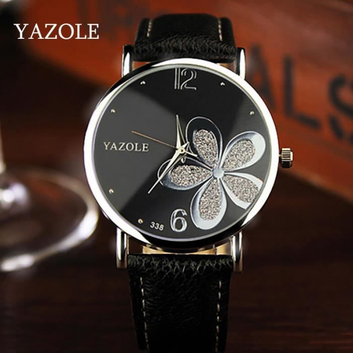 les femmes yazole montres de marque de luxe 2016 montre. Black Bedroom Furniture Sets. Home Design Ideas