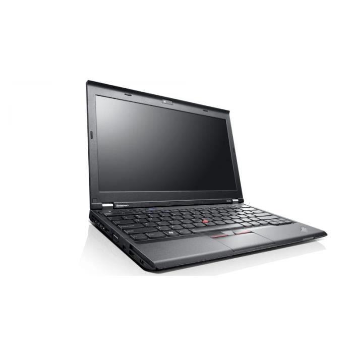 ORDINATEUR PORTABLE Lenovo ThinkPad X230 4Go 320Go