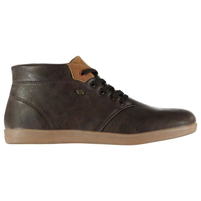 British Knights Copal Mid Homme Chaussures Montantes En Toile