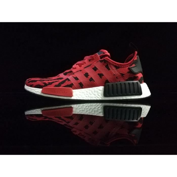 pas mal 14069 588a2 Adidas nmd rouge - Achat / Vente pas cher