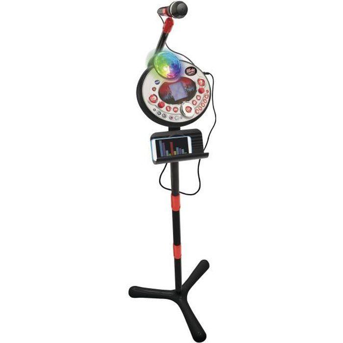 VTECH - Kidi Superstar Lightshow Noir - Micro Kara