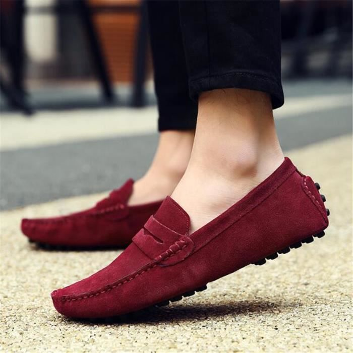 Loafer Taille 2017 Homme Grande 45 Mode Nouvellerespirant De Etenouvelle Marque 38 Hommes Chaussure Luxe Chaussures Moccasin fS4aUqn