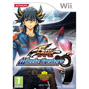 JEUX WII YU GI OH !TAG 5Ds : WHEELIE BREAKERS / JEU CONSOLE