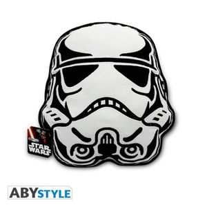 STAR WARS Coussin brodé Storm Trooper