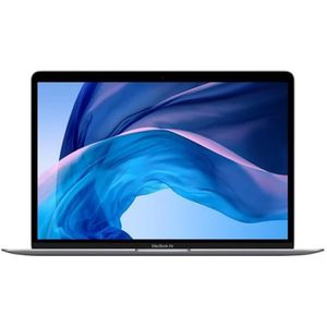 Top achat PC Portable APPLE MacBook Air - Retina display - Core i5 1.6 GHz - macOS Catalina 10.15 - 8 Go RAM - 256 Go SSD - Gris pas cher