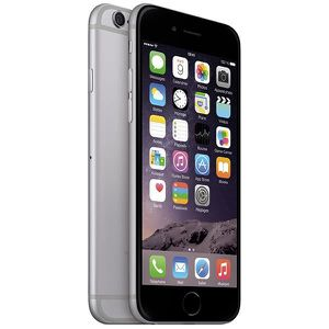 SMARTPHONE APPLE iPhone 6 Gris sidéral 64Go