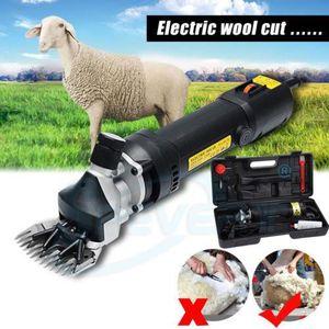 TONDEUSE POUR ANIMAL 350W Tondeuse pour Animal électrique Professionnel